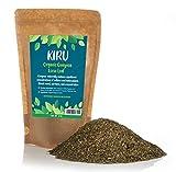 Kiru Guayusa Loose Leaf, Organic Guayusa Tea, Alternative to Yerba Mate, Coffee, Green Tea, and Matcha. Natural Caffeine and High in Antioxidants (8 Oz)