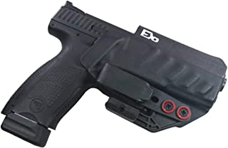 FDO Industries (Formerly Fierce Defender IWB Holster CZ P10c w/Tuckable Clip and Claw -The Uninfringed Series -Made in USA-