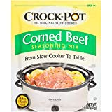 Crock Pot Savory Corned Beef Seasoning Mix (1.5 oz Packets) 3 Pack