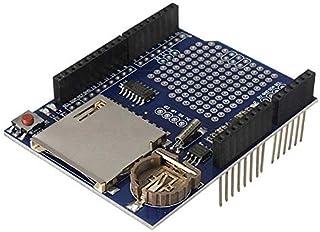 HiLetgo データ ロガー モジュール ロギング シールド データ レコーダ シールド Arduino UNOワット/SDカードに対応 [並行輸入品]