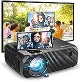 Bomaker Videoprojecteur WiFi 6000 Native 720p Le projecteur sans Fil Max 300 ''...