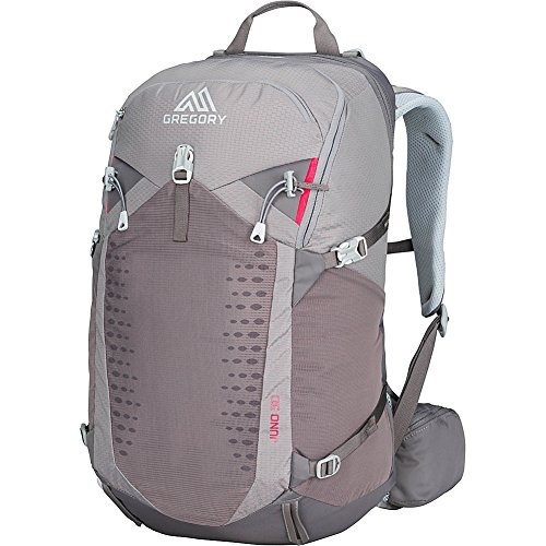 Gregory Mountain Products Juno 30 Liter 3D-Hydro Damen Daypack, Equinox Grey, One Size