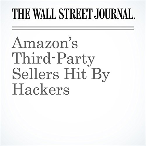 Amazon's Third-Party Sellers Hit By Hackers copertina