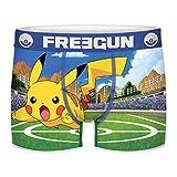FREEGUN Bóxer para Pokemon Pikachu (S, Salta)