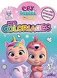 Cry Babies - Mes coloriages - Cahier de coloriages - Avec des stickers - Dès 5 ans