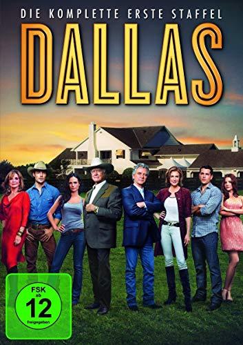 Dallas - Die komplette erste Staffel [3 DVDs]
