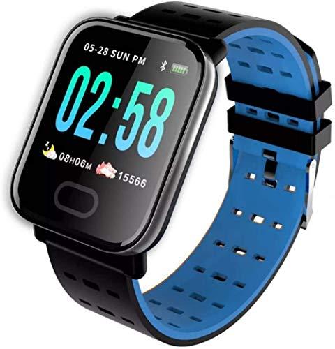 Monitor de presión arterial digital tonómetro impermeable en muñeca equipo médico portátil medición presión inteligente reloj