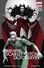 Avengers Origins: Quicksilver and the Scarlet Witch #1 (English Edition)