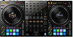 Customizable color LCD on jog display screens are located in the CENTRE of each jog wheel, reveal only the information you need whether that's BPM, waveform, playback position or Hot cue, loop points Transitioning to this DJ controller is a breeze th...