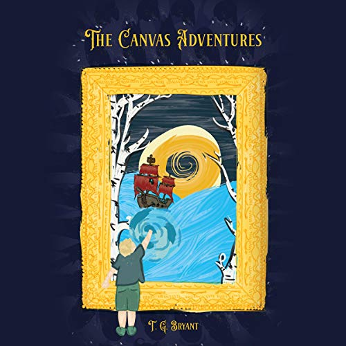 The Canvas Adventures cover art
