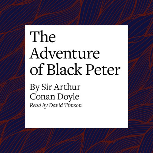 The Adventure of Black Peter cover art