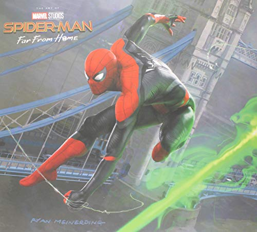 Spider-Man: Far From Home - The Art of the Movie