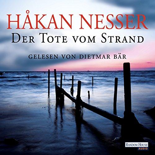 Der Tote vom Strand (Kommissar Van Veeteren 8) Titelbild