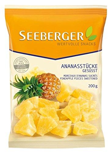 Seeberger Ananasstücke 200g
