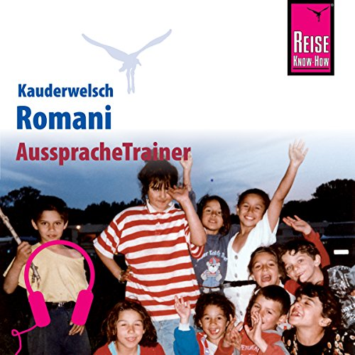 Romani (Reise Know-How Kauderwelsch AusspracheTrainer) Titelbild