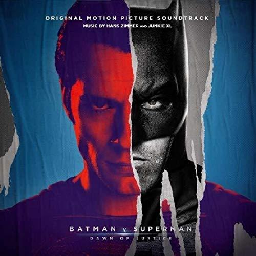 Batman V Superman: Dawn of Justice [Vinyl LP]