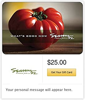 Seasons 52 - E-mail Delivery