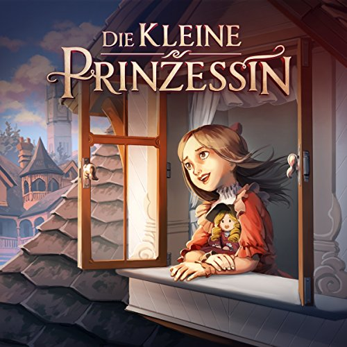 Die kleine Prinzessin audiobook cover art