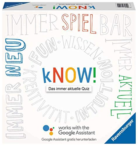 Ravensburger -   27252 - kNOW!