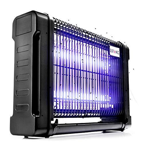 Duronic FK8420 Insektenvernichter – Mückenschutz – Insektenfalle –2 x 10V UV UV Insektenlampe - elektrisch