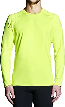 feab52ad6c250f Scull and Sweep Men s Regatta Hi Vis Lightweight Training Long Sleeve Top