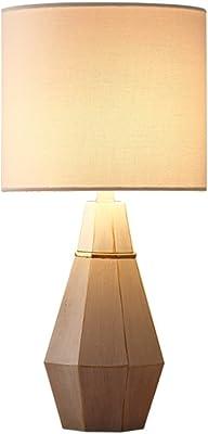 KXBYMX,Lámpara de Escritorio nórdica Lámpara de Mesa Retro Lámpara ...