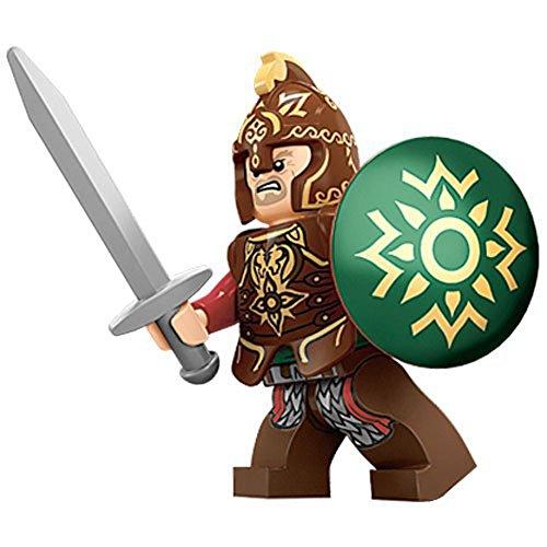 LEGO Le Seigneur Des Anneaux: King Theoden Mini-Figurine