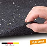 Hinrichs Antivibrationsmatte für Waschmaschinen - 60 x 60 cm Antirutschmatte Waschmaschine - Zuschneidbare Lärmschutzmatte als Waschmaschinenunterlage - Rubber Mat… - 3