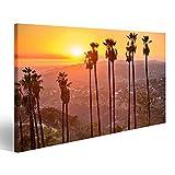 Bild Bilder auf Leinwand Griffith Park Los Angeles