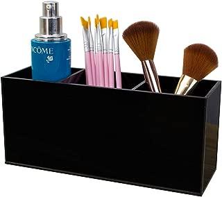 Best cosmetic bag brush holder Reviews