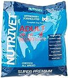 Nutrivet Super Premium Viande pour Chien Mini Adulte 28/18 5 kg
