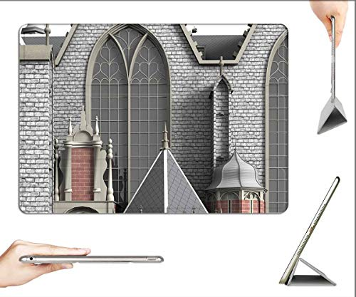 Case for iPad 10.2-inch 2019 (7th Generation) - Oude Kerk Amsterdam Architecture Building Church 8