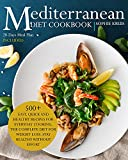 MEDITERRANEAN DIET COOKBOOK: 500+ EASY, QUICK...