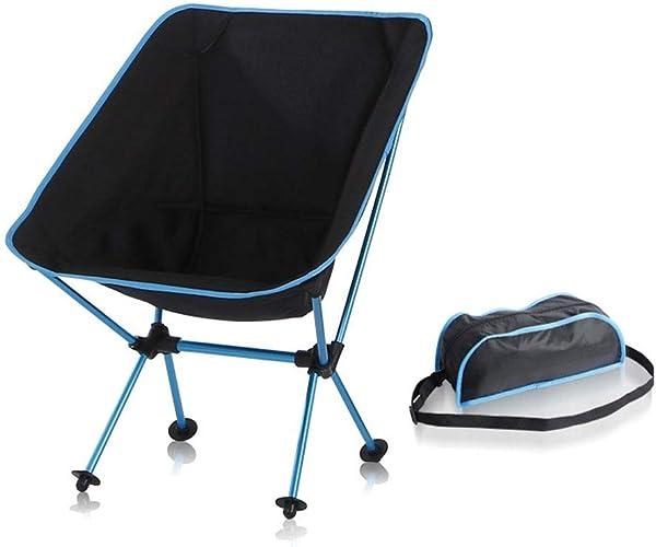 YYZDY12 Chaise Adulte de pêche Se Pliante extérieure en Aluminium portative de Maille de Tissu d'Oxford de Chaise de pêche