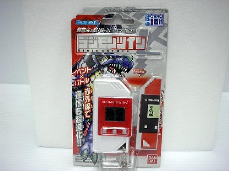 hasta un 65% de descuento Digimon Twin L (Causey (Causey (Causey de blanco) (japan import)  Entrega rápida y envío gratis en todos los pedidos.