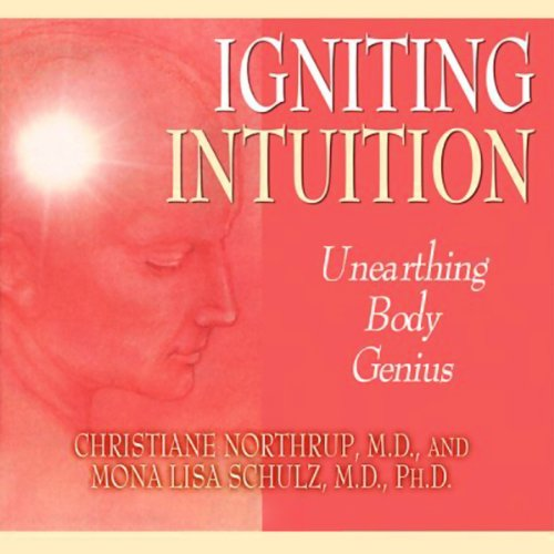 Igniting Intuition audiobook cover art