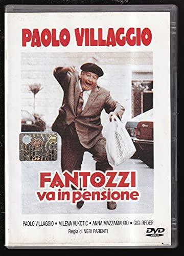 EBOND Fantozzi Va In Pensione DVD