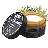 Wahl, Beard Creme for Softening Moisturizing Conditioning Facial Hair Essential Oils for Mens Grooming with Manuka Oil Meadowfoam Seed Oil Clove Oil Moringa Oil , Blue, Tea Tree, 3 Fl Oz