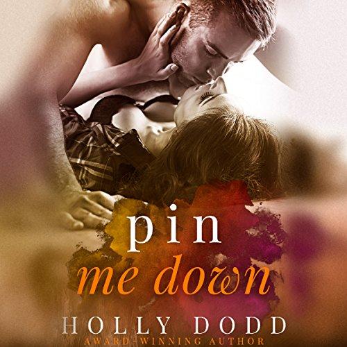 Pin Me Down audiobook cover art