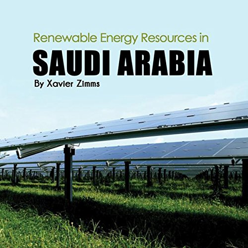 Renewable Energy Sources in Saudi Arabia audiobook cover art