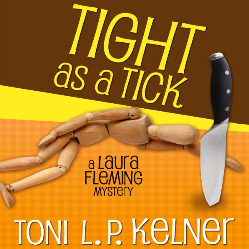 Tight as a Tick audiobook cover art