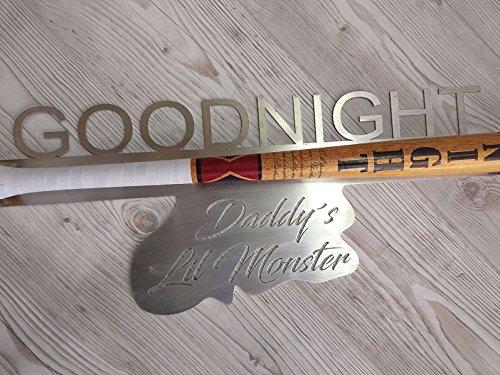 Arizona Outlet Suicide Squad Harley Quinn - Good Night Baseballschläger mit Wandhalter