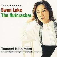 TCHIKOVSKY: NUTCRACKER by TOMOMI NISHIMOTO (2002-04-24)