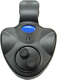 LED Luz Alarma Detector Avisador Inalámbrico para Picada de Pez Pesca