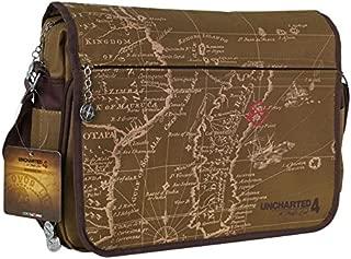 Gaya - Uncharted 4: A Thief's End - Messenger Bag - Map Design