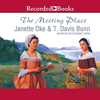 The Meeting Place     Song of Acadia              By:                                                                                                                                 Janette Oke,                                                                                        T. Davis Bunn                               Narrated by:                                                                                                                                 Suzanne Toren                      Length: 8 hrs and 55 mins     95 ratings     Overall 4.5