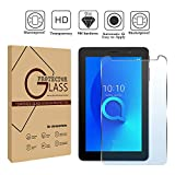 FINDING CASE Alcatel 1T 7 Tablet - Premium Tempered Glass