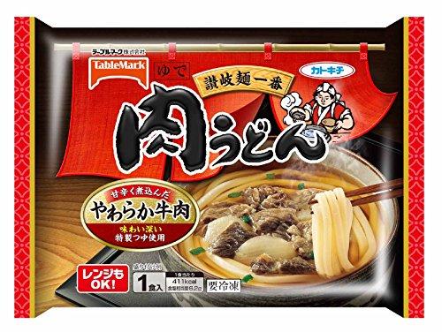 テーブルマ 讃岐麺一番 肉うどん 338g [2225]