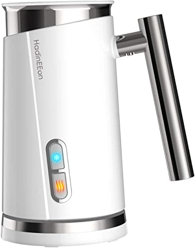 HadinEEon N11, Electric Frother & Steamer for Making Latte, Cappuccino Chocolate, Automatic Cold Hot Frother & Warmer...