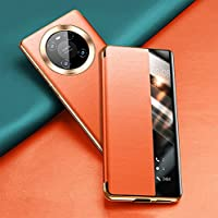 Huawei mate 40pro携帯電話ケースmate40 pro +フリップレザー保護カバーオールインクルーシブシェルant-fall保護カバー耐衝撃カバー携帯電話ケース携帯電話アクセサリー